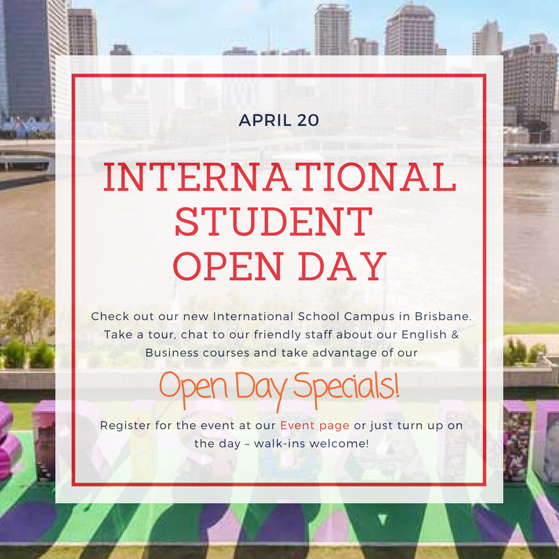 NCVE International Open Day